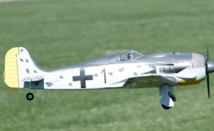 Killer Planes Crash-Proof Fw 190 — Making Foamy ARFs Bullet-proof