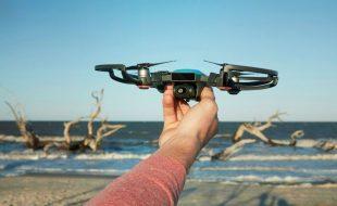DJI's new mini drone, Spark