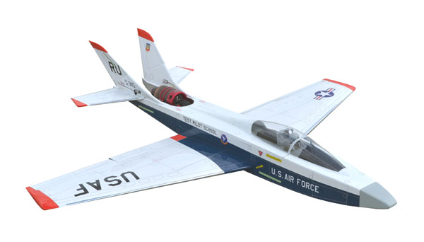 Sport RC Jet Development - Rich Uravitch's Tsunami 60