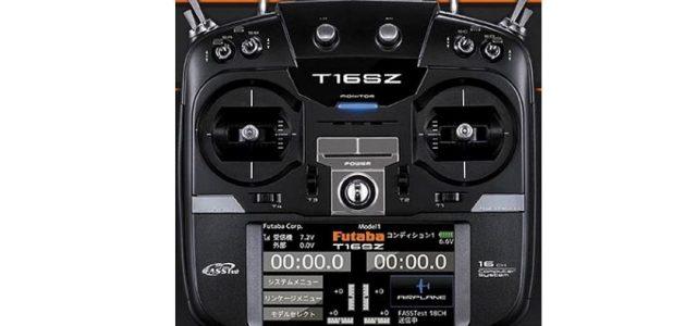 Futaba 16SZ 16-Channel System