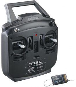 Futaba 6L Sport T-FHSS Mono 2.4GHz Transmitter (1)