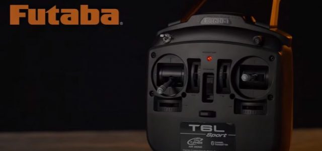 Futaba 6L Sport Transmitter Spotlight [VIDEO]