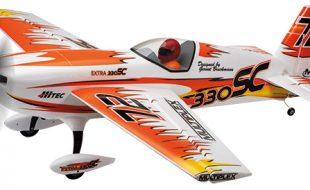 Hitec Multiplex Extra 330SC