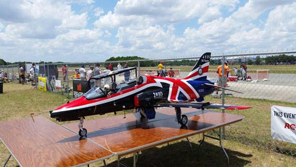 Ray Labonte CARF-Models Skygate Edition Bae Hawk