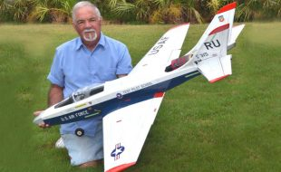 Sport RC Jet Development — Rich Uravitch's Tsunami 60