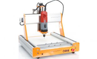 Desktop CNC Milling Machine —  Easy-to-build System for RC Modelers