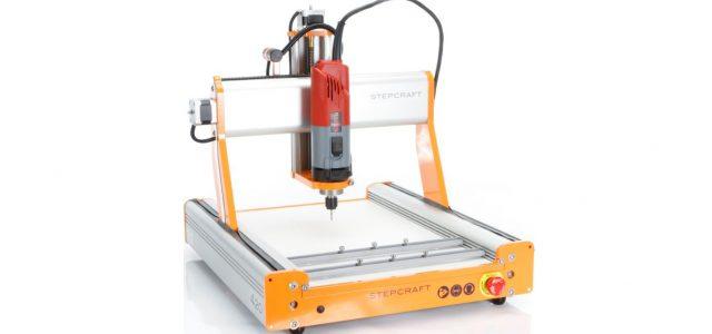 Desktop CNC —  DIY System for RC Modelers