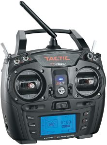 Tactic TTX660 6-Channel 2.4GHz SLT Computer Radio (1)