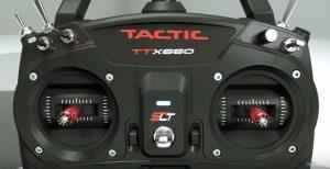 Tactic TTX660 Transmitter Spotlight