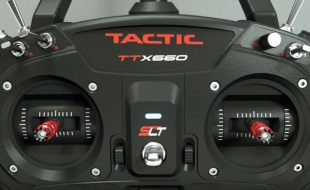 Tactic TTX660 Transmitter Spotlight [VIDEO]