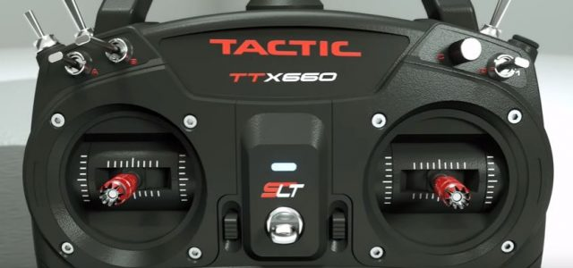 Tactic TTX660 Transmitter Spotlight [VIDEO]