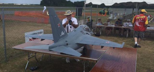 Top Gun — Day One — Some Snapshots and the Flight Scores