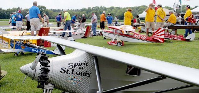 4th Annual Windy City Warbirds & Classics RC Air Show