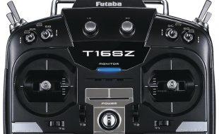 Futaba 16SZ 16-Channel 2.4GHz Computer Radio