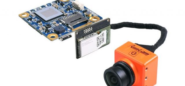 MaxAmps Runcam Split HD FPV Recording & FPV Camera
