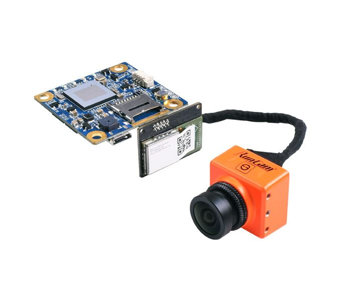 MaxAmps.com Runcam Split HD FPV Recording & FPV Camera
