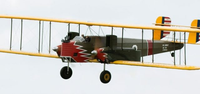 Top Gun Winners and Placers — Pro-Am Propeller Class