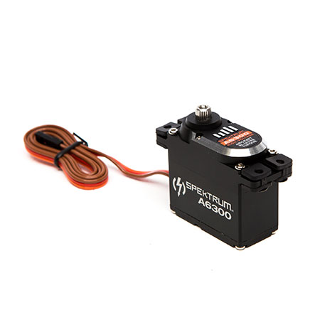 Spektrum A6300 HV Ultra Torque Brushless Aircraft Servo (1)