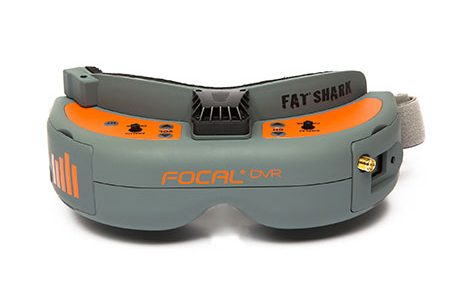 Spektrum Focal DVR FPV Headset
