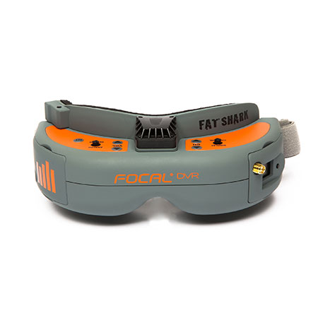Spektrum Focal DVR FPV Headset (1)