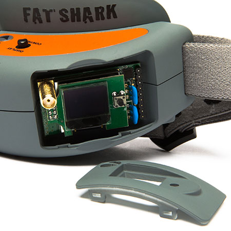 Spektrum Focal DVR FPV Headset (5)