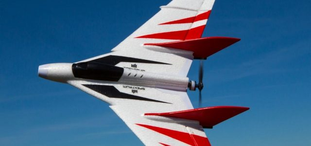 Blade UM F-27 FPV BNF Basic [VIDEO]