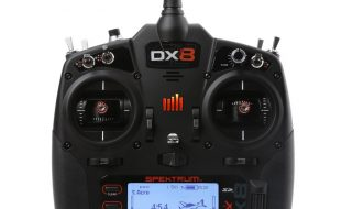 Spektrum DX8 8-Channel DSMX Transmitter Gen 2 With AR8010T