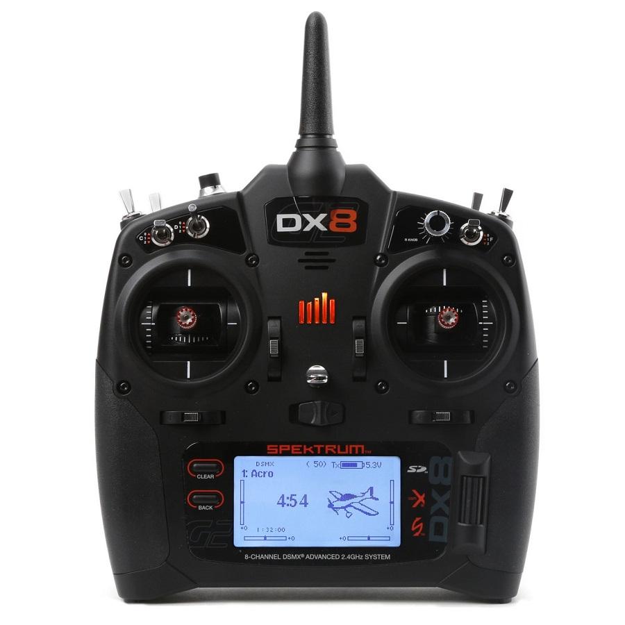 DX8 8-Channel DSMX Transmitter Gen 2 With AR8010T (1)