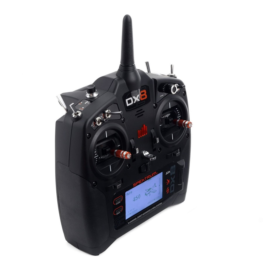 DX8 8-Channel DSMX Transmitter Gen 2 With AR8010T (2)