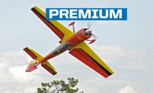 RC Aerobatics: The Snap Roll