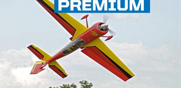 RC Aerobatics: The Snap Roll