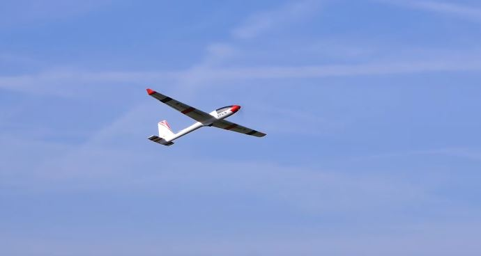 Origin EFUN Brushless Sailplane Receiver Ready 85