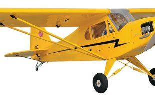 Phoenix Model Piper J-3 Cub GP/EP/Gas ARF [VIDEO]