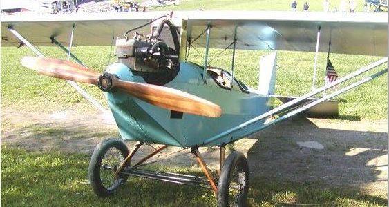 Planes Worth Modeling — Pietenpol Air Camper