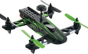 Hobbico RISE Vusion 250 FPV-Ready Racing Drone