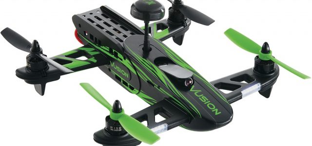 RISE Vusion 250 FPV-Ready Racing Drone