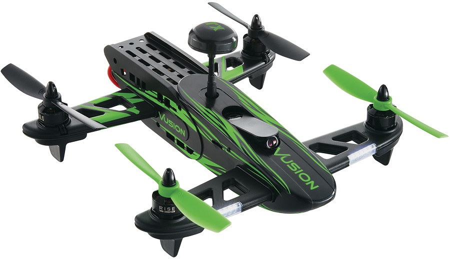 RISE Vusion 250 FPV-Ready Racing Drone (1)