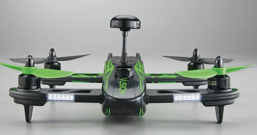 RISE Vusion 250 FPV-Ready Racing Drone (7)