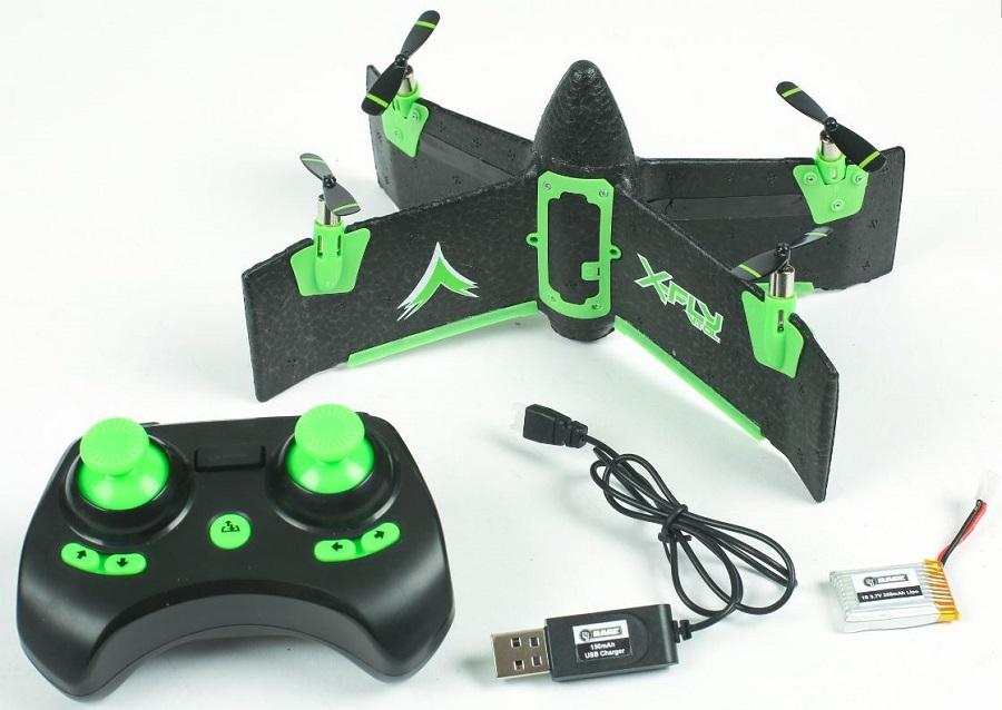 Rage RC X-Fly VTOL RTF (1)