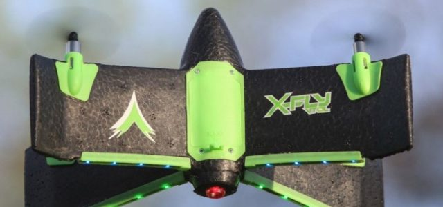 HRP Rage RC X-Fly VTOL RTF [VIDEO]