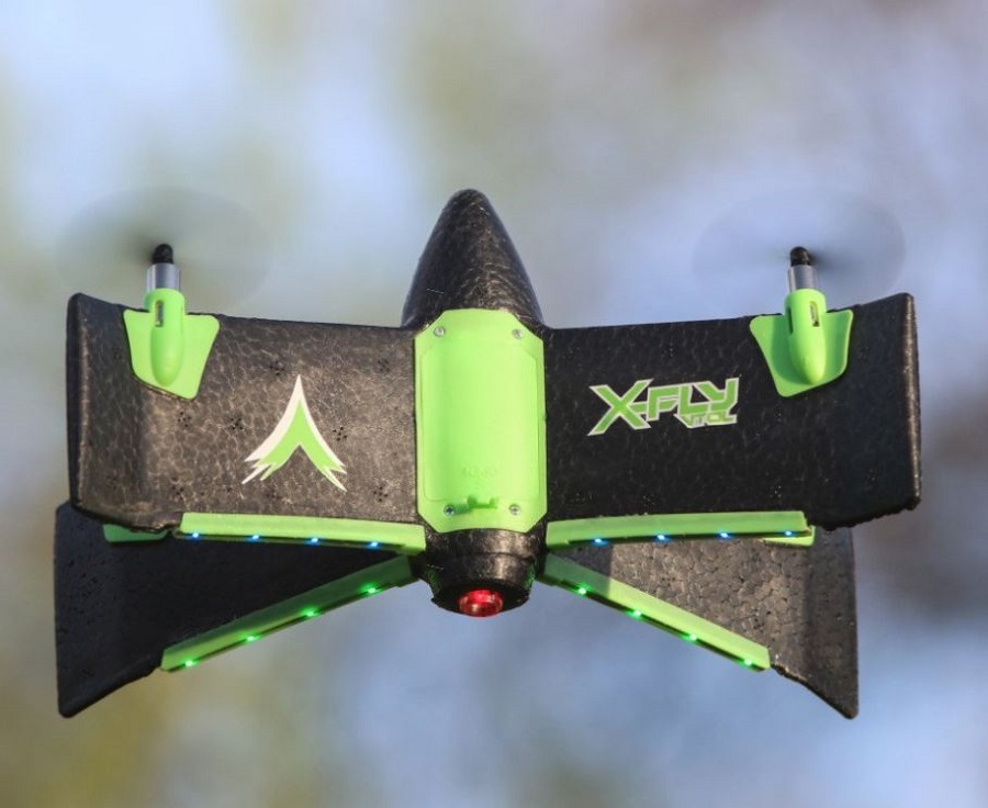 Rage RC X-Fly VTOL RTF (2)