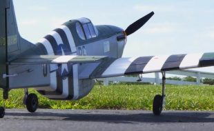 "Tower Mustang Mk.II ""Berlin Express [VIDEO]"