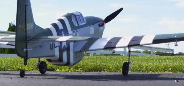 "Tower Mustang Mk.II ""Berlin Express [VIDEO]"