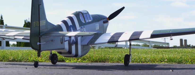"Tower Mustang Mk.II ""Berlin Express"