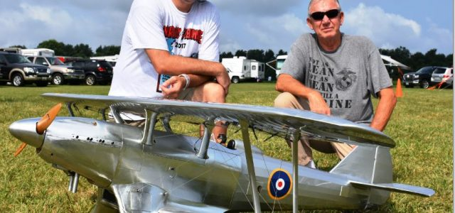 Model Airplane News Interview: Fairey Fantome