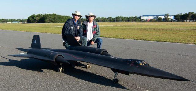 Award Winning SR-71 Blackbird