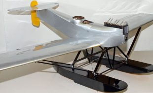 RC Model Airplane How To Drill an Engine Cowl