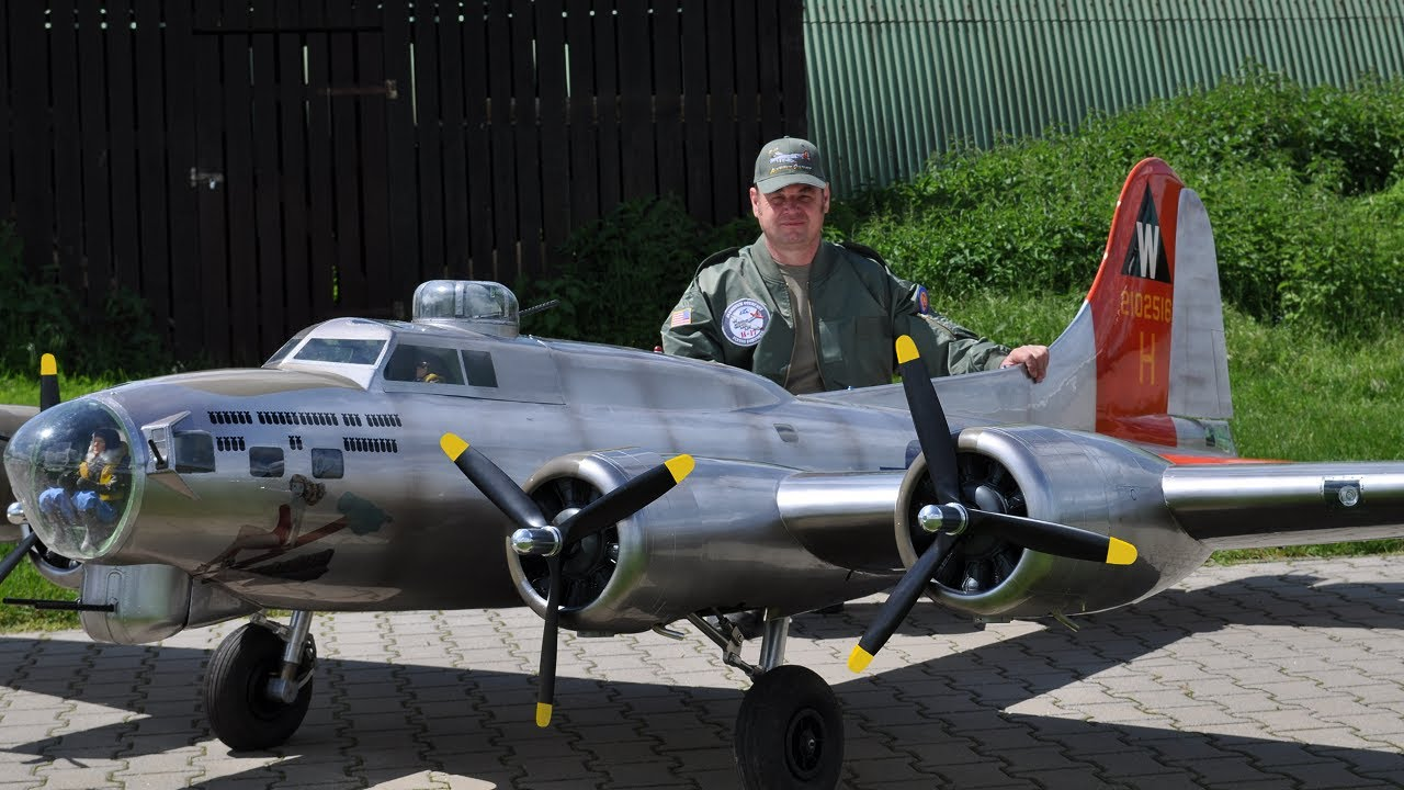 B17c Model Airplane News