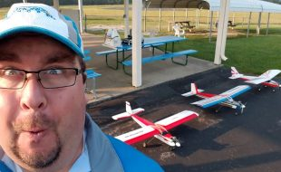 Trainer Banger RC Competition — A Great Way for Modelers to try Competing