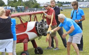 Super-Size RC Stearman